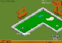 Флеш игры - Мини гольф