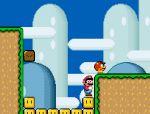 Флеш игры - Новый Марио