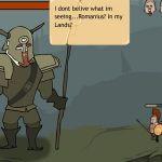 Флеш игры - Римлянин 2