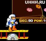 Флеш игры - Человек-ракета