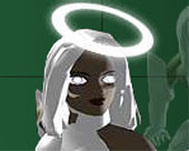 Флеш игры - В роли ангела