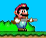 Флеш игры - Марио Волнение