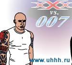 Флеш игры - XXX против 007