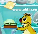 Флеш игры - Бутерброд